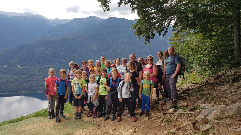 Planinski pohod na Vogar